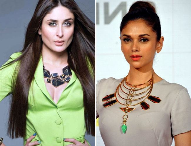 Kareena kapoor statement neclace