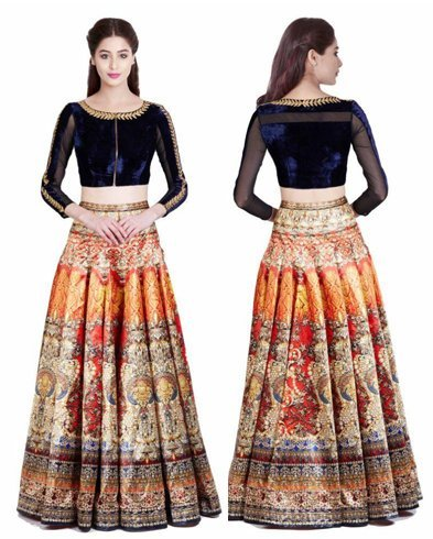 Lehenga choli with price