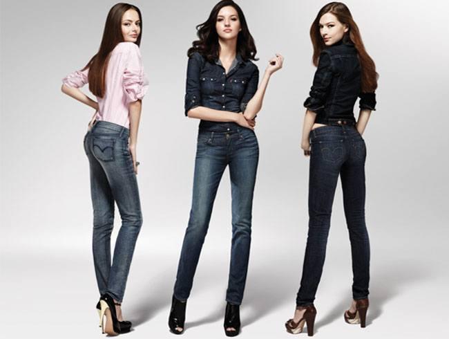 Most popular jeans brands 2014