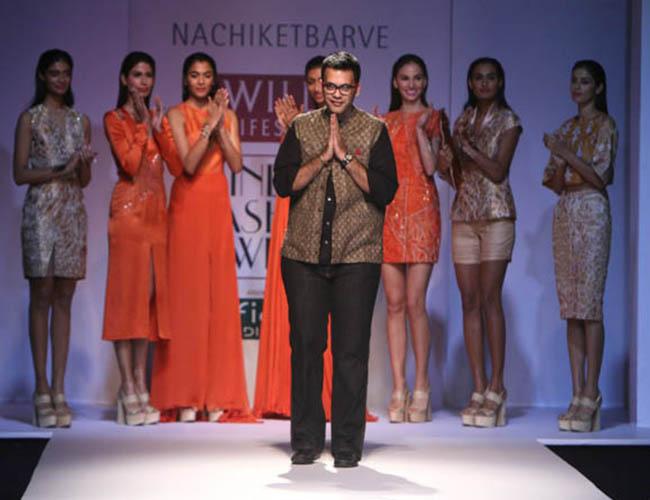 Nachket Barve Fashion Trend 2015