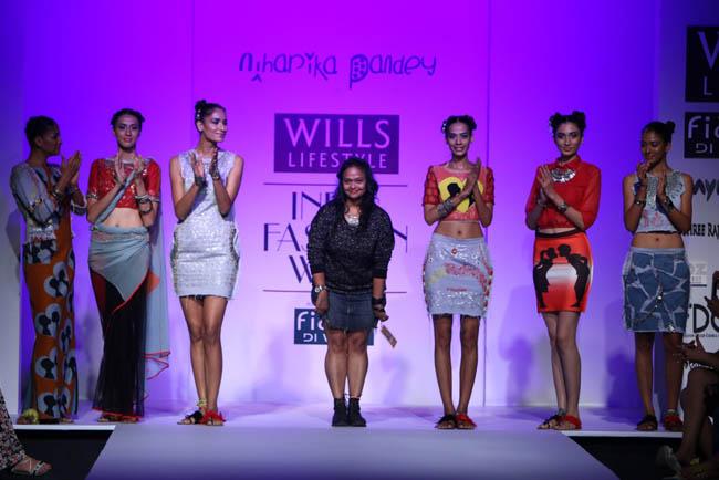 Niharika Pandey Fashion Trend 2015