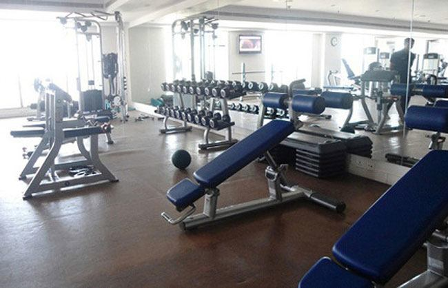 Oberoi Spa Fitness Centre