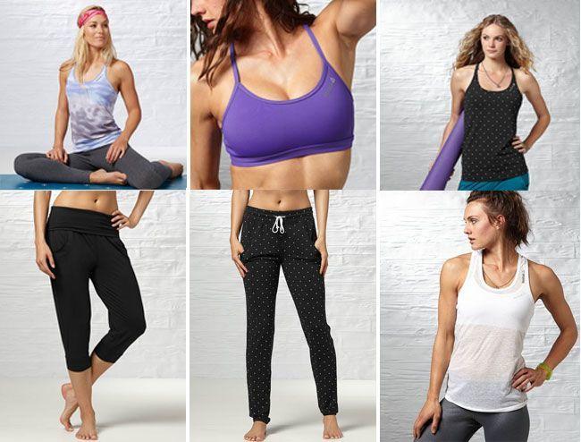 Reebok Yoga Apparel Accessories