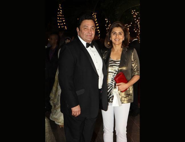 9. Rishi Kapoor and Neetu Singh