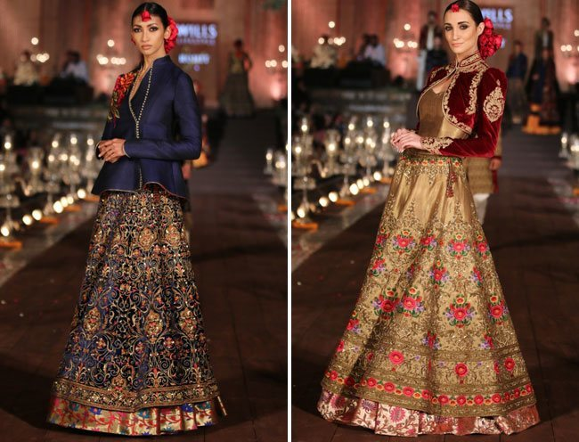 Rohith bal bridal collection