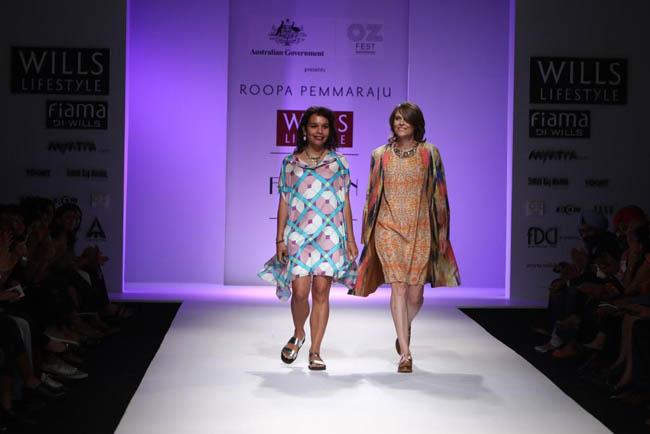 Roopa Pemmaraju  Fashion Trend 2015