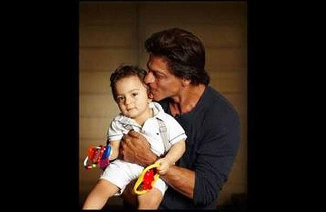Shahrukh Khan Son AbRam