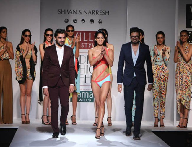 Shivan and Narresh Fashion Trend 2015
