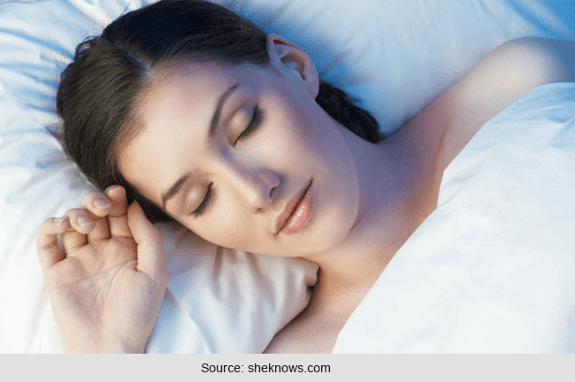 how to get sleep without sleeping