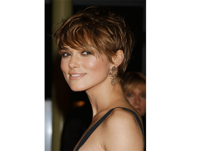 10 Hairstyles For Short Hair With Bangs