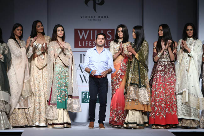 Vineet Bahl  Fashion Trend 2015