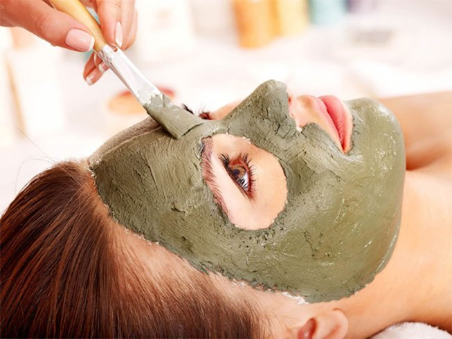Clay Mask for Skin Lightning