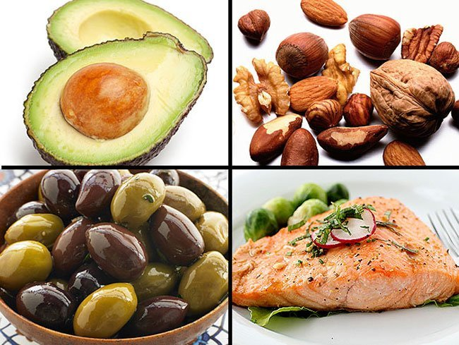 good fats reduse heart diseases