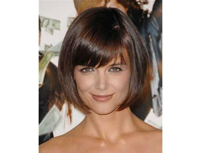 Katie Holmes Short Haircut Bob Hairstyles