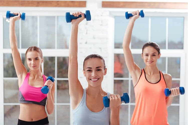 Lose Weight from Arms