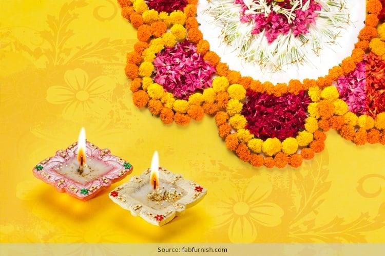 Creative Rangoli Designs For Diwali Decoration