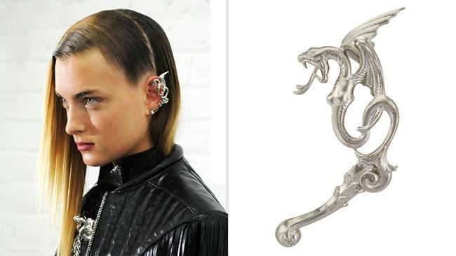 rodarte earring