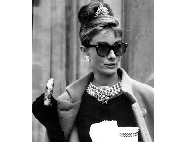 Audrey Hepburn Looking