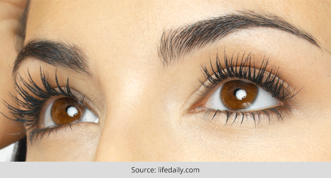 How To Get Long Beautiful Eyelashes