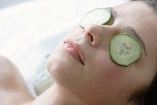 Beauty Benefits of Cucumbers