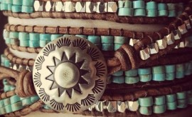 Different Types of Leather Jewellery