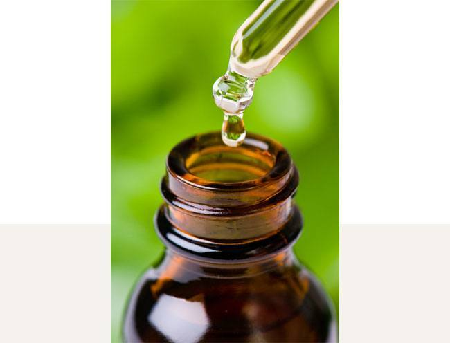 Essential Oil with dropper
