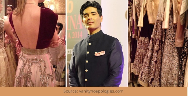 Fashion Blockbuster Manish Malhotra And His Bollywood Muses