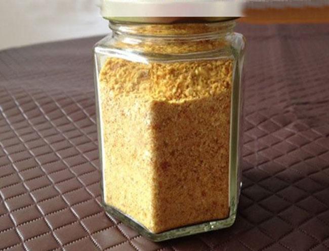 Orange peel powder for a glowing skin