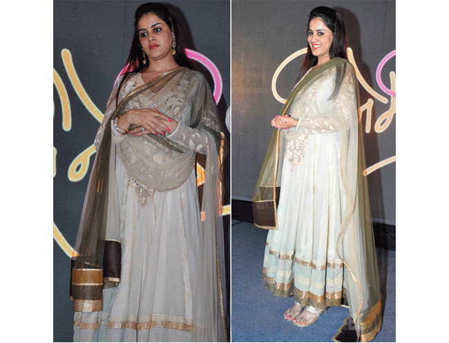 Genelia  - Traditional Wedding Outfits