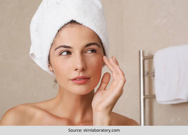 How to Get Rid of Dry Skin with Lactic Acid