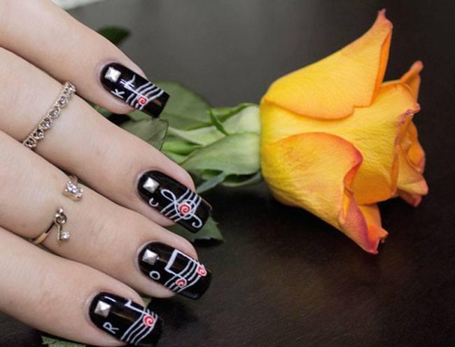 how to make beautiful nail designs