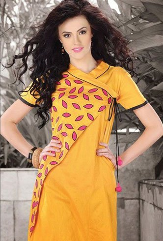 30 Salwar Kameez Neck Designs