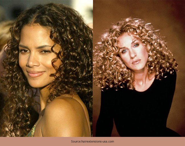 Amazing Spiral Perm Hairstyles Add Bounce To Your Hair Short Hairstyles Gunalazisus