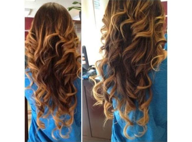 hairstyles for sweet 15 : Spirals for Layered Hair