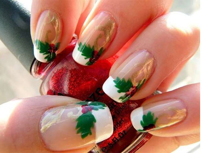 Best Christmas Nail Designs