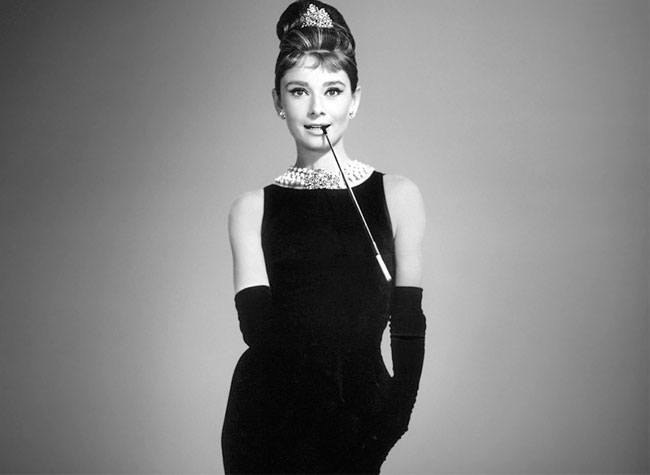 audrey hepburn differentstyle