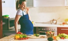 Diet Chart For Pregnant Lady