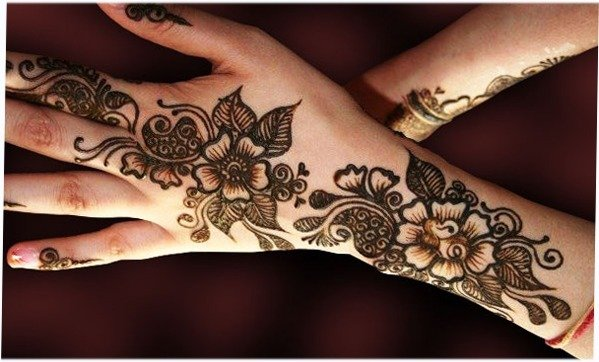 Image result for Arabic Mehndi Designs