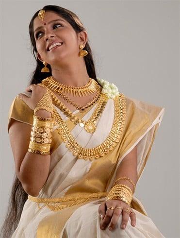 Kerala Wedding Jewellery