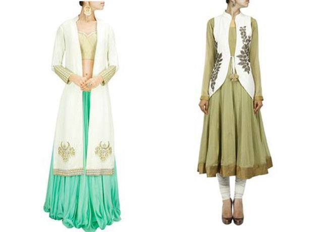 long Anarkali kurta