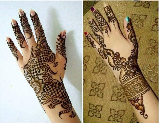 20 Bangle Mehndi Designs To Inspire From