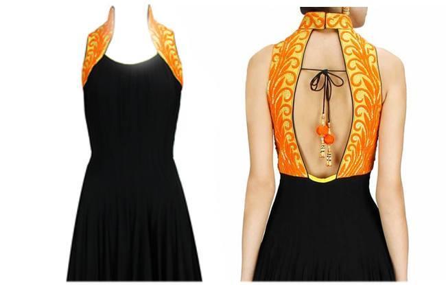 30 Salwar Kameez Neck Designs