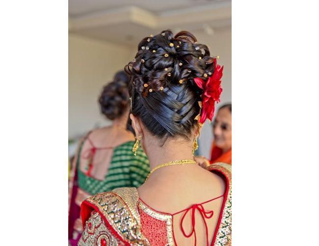 traditional-bun-hair-style