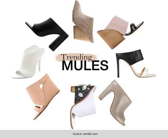 ways to wear mules