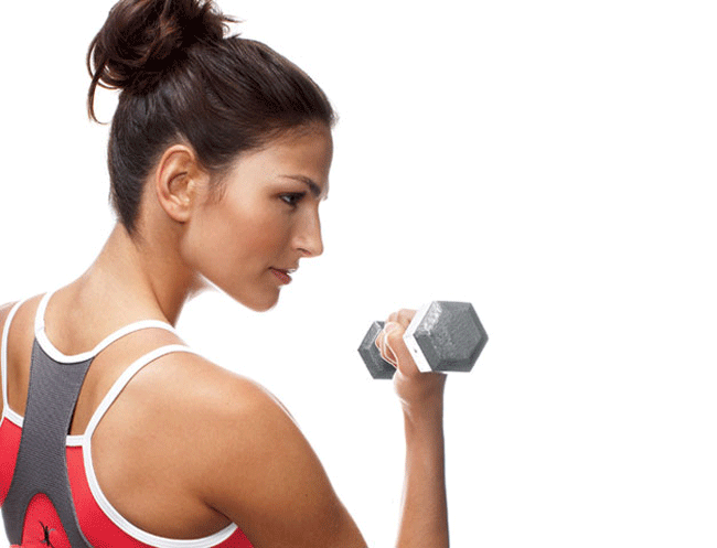 weight lifting to gain weight