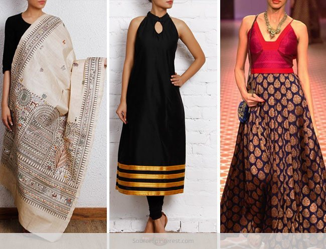10 Different Ways To Use Your Mom S Old Silk Saree