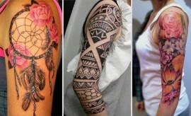 25 Arm Tattoo Designs for Women