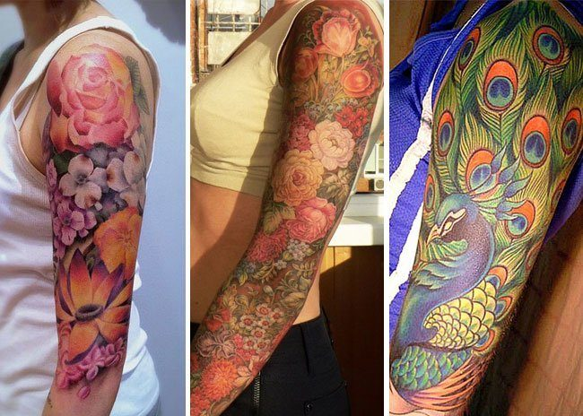50 Cute Arm Tattoo Designs For Women Indian Fashion Blog With