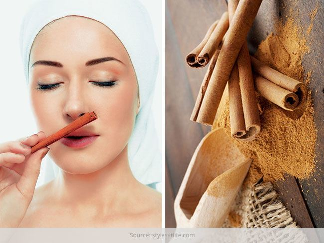 5 Beauty uses of Cinnamon