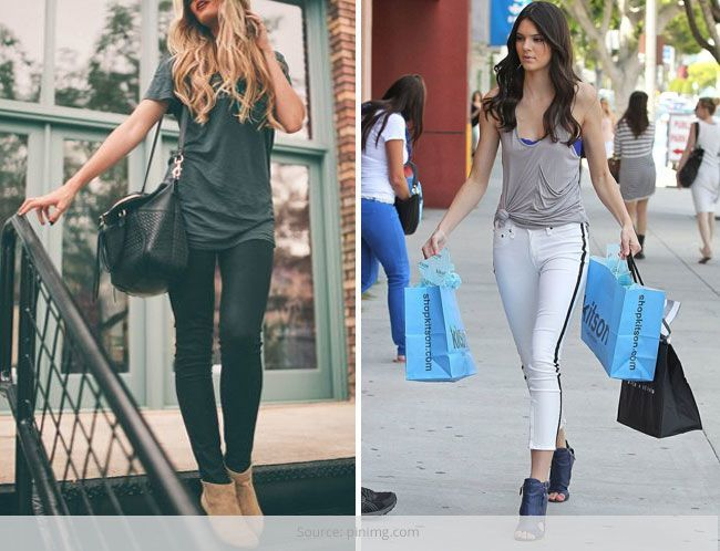 Ankle Boots with Skinny Jeans . - Boots With Skinny Jeans